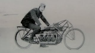 Glenn Curtiss Museum (extra clip from the One World Tour motorcycle movie)