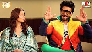 Gully Boy | Ranveer Singh, Alia Bhatt | Exclusive Interview | B4U Star Stop