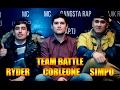 ВЫЗОВ Team Battle Ryder Simpo Corleone Vs All RAP TJ mp3