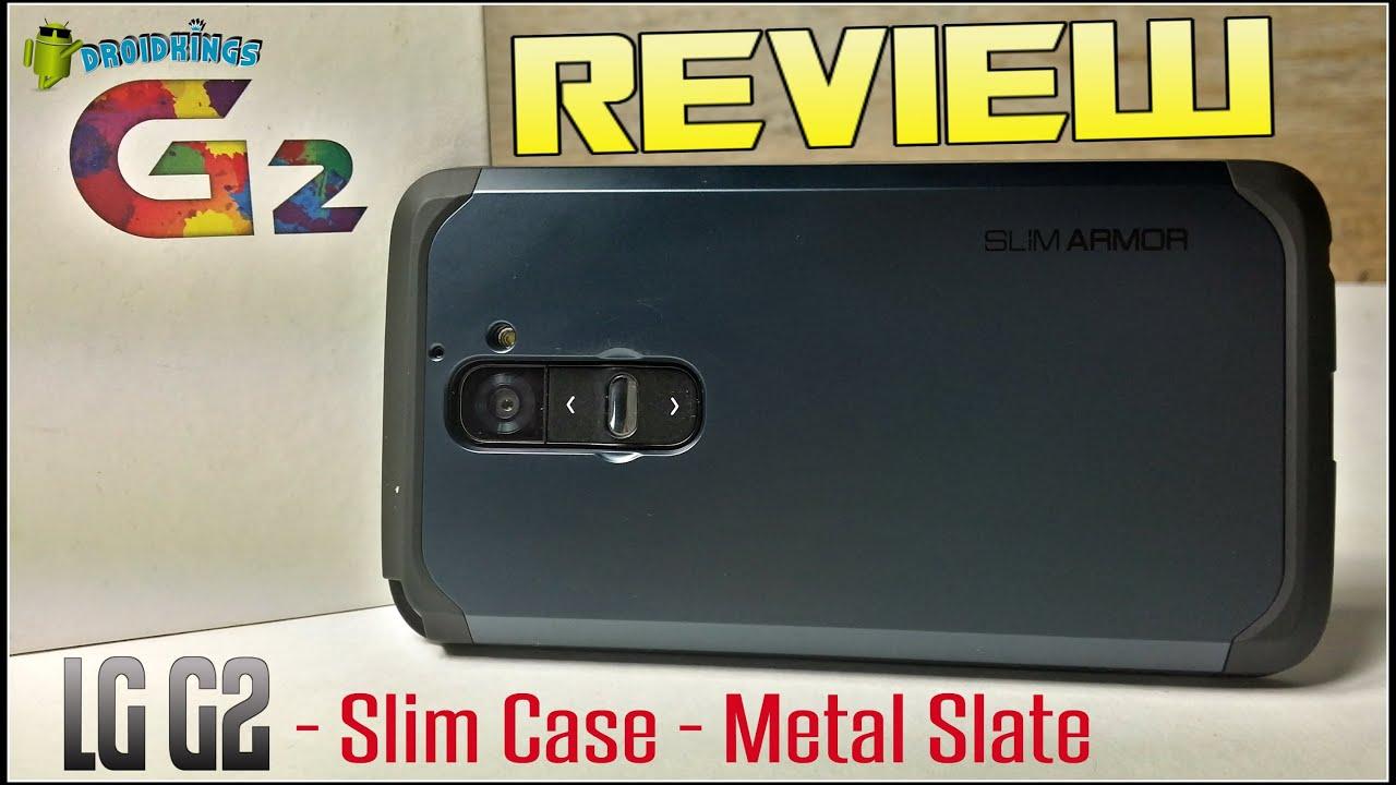 REVIEW SPIGEN LG G2 Slim Armor