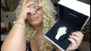 I SPENT $15,000 ON CHANEL WATCH! ...NOW I'M BROKE