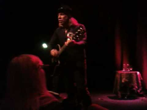 Blind Willie Mc Tell - Elliott Murphy completely unplugged in Zürich, Switzerland