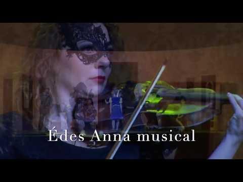 Édes Anna Musical - jelenetek a BOK Csarnokból