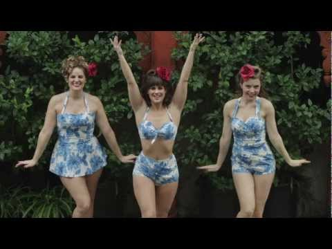 Satin Dollz in Hawaiian War Chant