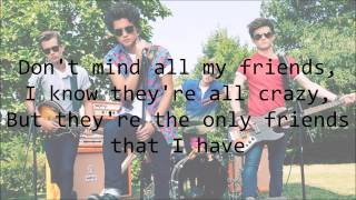 The Vamps - Can We Dance (with Lyrics)