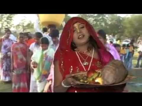 Chhathi Maiya Aihen - New Bhojpuri Devotional Chhath Puja Song 2012 By Tarun Toofani From Koshi [hd] video