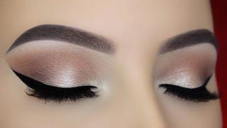 Soft Everyday Eye Makeup Tutorial