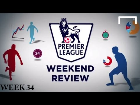 Man United's Goodison Park woes continue | Premier League Week 34 review