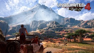 Uncharted 4 A Thief's End Walkthrough Gameplay - Part 3   Action-adventure Game  