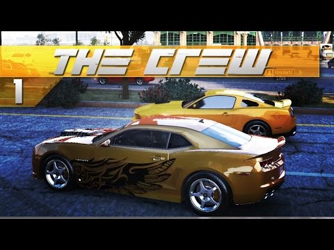 The Crew || 1 || Fabe and the Furious