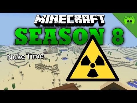 NUKE TIME «» Minecraft Season 8 # 259 HD