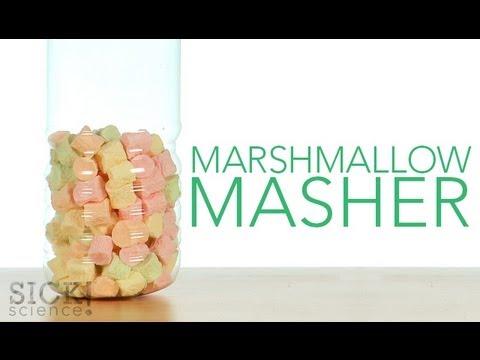 Marshmallow Masher - Sick Science! #141