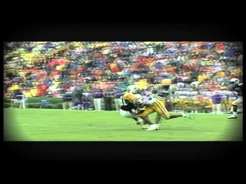 Some of the big hits in LSU football over the years.