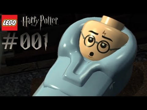 Let s Play LEGO Harry Potter: Die Jahre 1 - 4 #001 Die Magie beginnt [Together] [Deutsch]