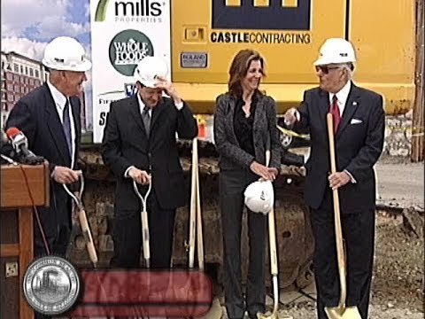 Whole Foods Ground Breaking