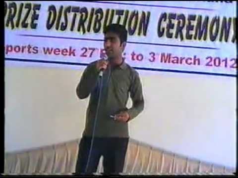Idhar Zindagi Ka janaza Uthega Beautiful Song Of Student at...