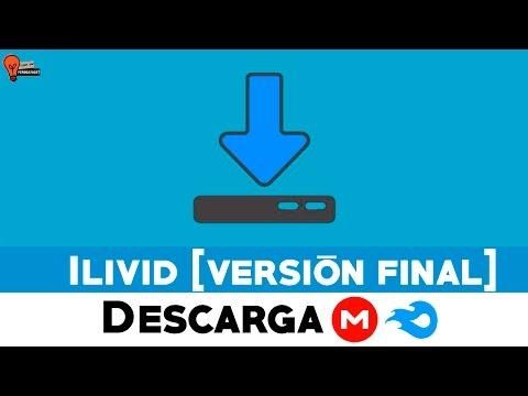 Descargar Ilivid   Gestor de Descargas   Windows 7-8.1
