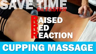 Motion Massage Cupping With Inti Fit - Raised Red Reaction