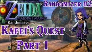 Zelda: Majora's Mask Randomizer 2019   Kafei's Quest - Part 1