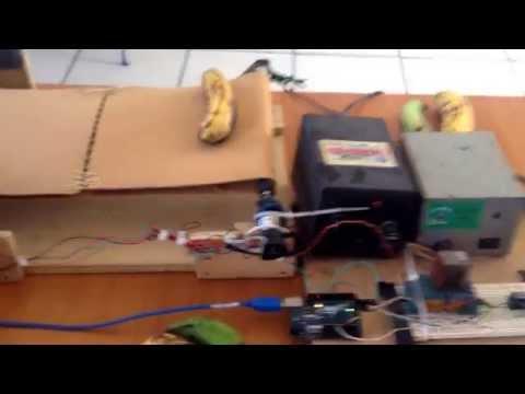 Detección De Frutas Maduras Con Matlab Y Arduino Aplicando Inteligencia Artificial.