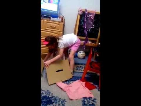 Кровать для беби бона своими руками из коробки 57