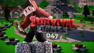 Minecraft Survival Games [MCSG] #047: A Server & A PvP Team!
