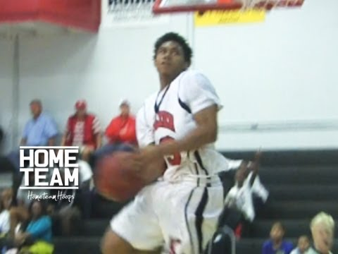 Corey Sanders Gets Up For The Windmill!! Puts On A Dunk Show