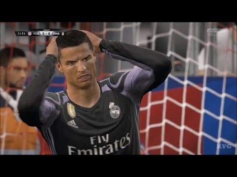 FIFA 17 - UEFA Champions League - FC Bayern Munich vs Real Madrid | Gameplay (HD) [1080p60FPS] thumbnail