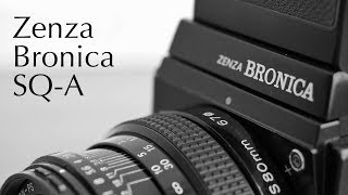 Zenza Bronica SQ-A Review