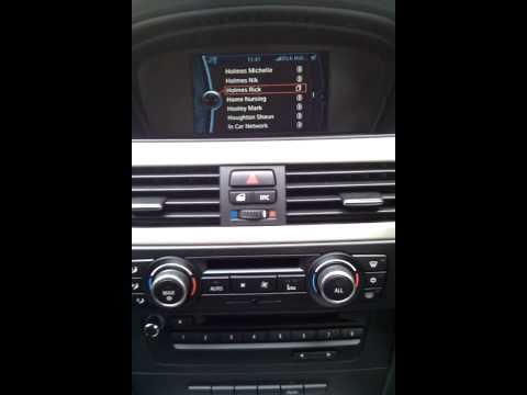 Where To Find The Bluetooth Passkey Number For A Bmw