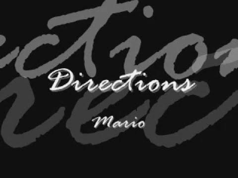 Directions - Mario