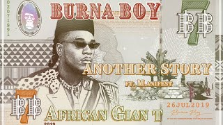 Burna Boy   Another Story feat  M anifest Official video (lyrics)