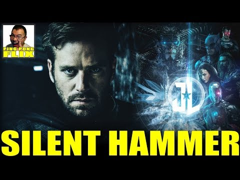 SILENT HAMMER – Armie Hammer is Batman Rumors, The Snyder Cut Movement Is Not Over