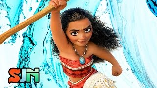 Is Moana a Disney Princess?? The Filmmakers Answer!!