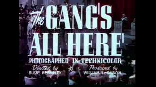 The Gang's All Here (1943) - Official Trailer