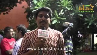 Radha Krishnan At Sathuran Movie Audio Launch