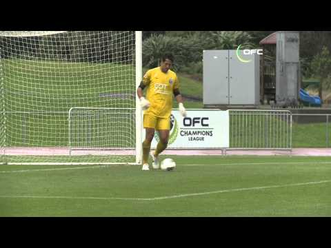 2013 OFC Champions League 2013.04.17 Auckland City FC vs AS Dragon Highlights