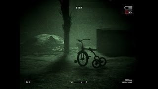 Outlast 2 Test Gameplay Intel HD Graphics 4000