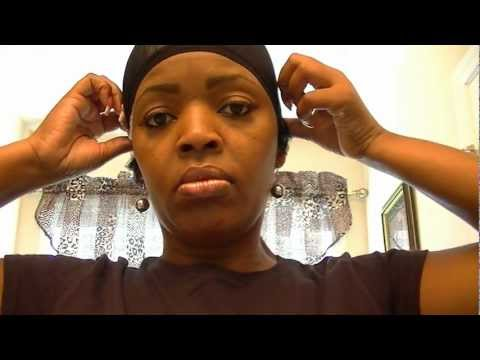 The Illusion 3D hairline quick weave: All In One Beauty & Barber Salon