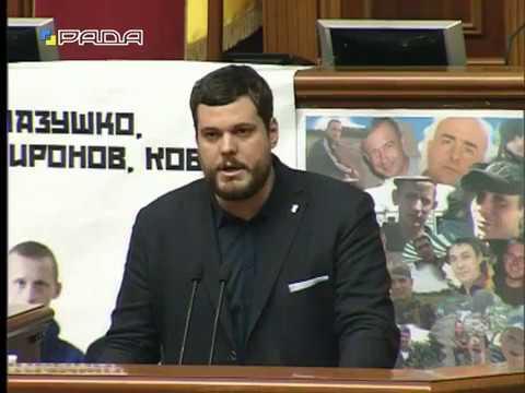 Андрій Іллєнко: Особи, які нині йдуть на нас війною - це нащадки тих, хто чинив Голодомор