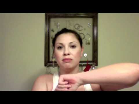 Quick Tip to eliminate Underarm Sweat & Body Odor