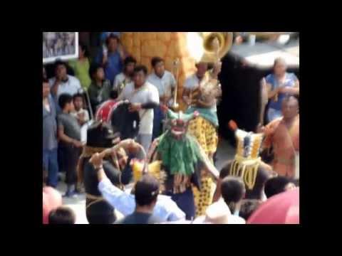 Pelea de Tigres 2013, Zitlala, Guerrero.