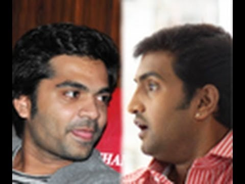 Simbhu is my Guru says Santhanam