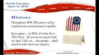 2010 Tax Day Tea Party Rallies in SC (1280x720)