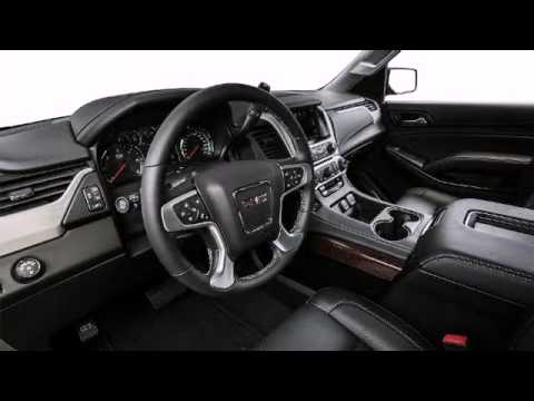 2015 GMC Yukon XL 1500 Video