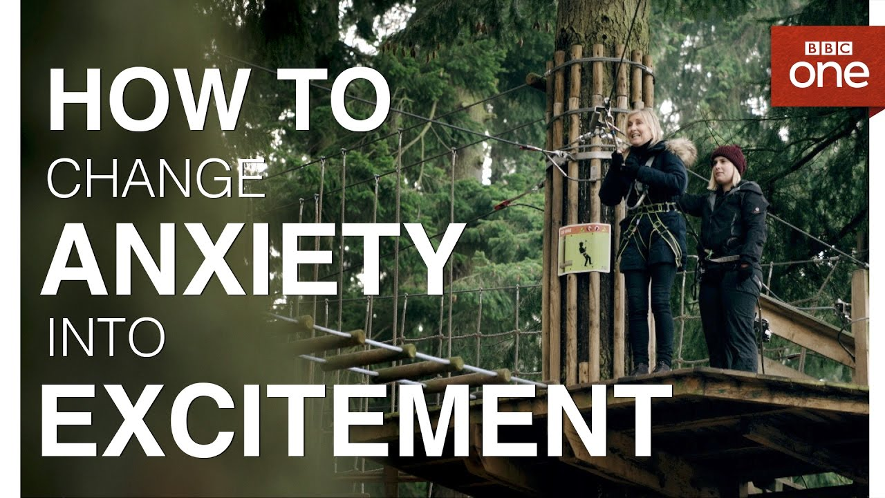 How to change anxiety into excitement - The Truth About... Stress: Preview - BBC One