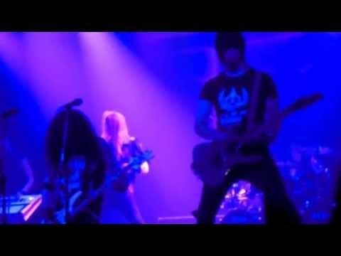 DragonForce - Proposal & Starfire, Live@De Melkweg (2012-11-26)