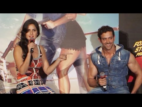 Bang Bang The Song | Bang Bang Title Song LAUNCH Hrithik Roshan & Katrina Kaif