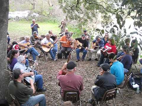 SuperJam: Louisiana Folk Roots at Vermilionville December 15, 2012