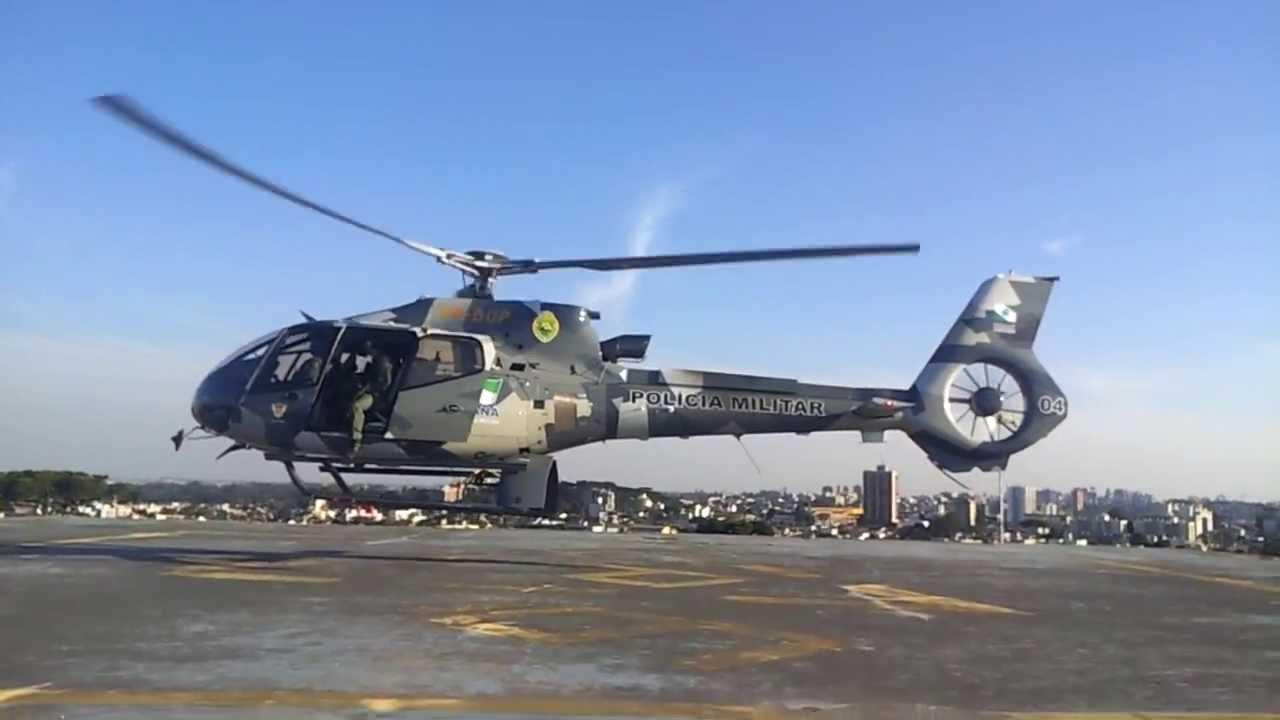Helicoptero ec 130 Helicóptero ec 130 b4 Pm/pr